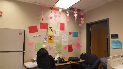 s day office ideas the chant valentine s day guidance office vs attendance