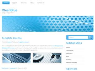 free css 2471 free website templates css templates and cleanblue free website template free css templates