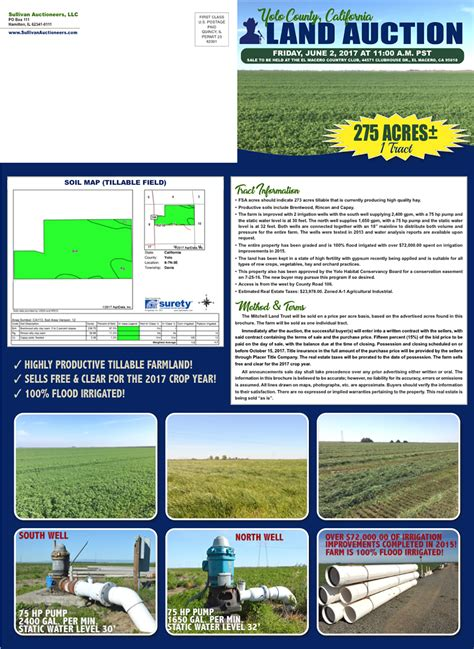 yolo county section 8 sullivan auctioneersupcoming events 187 187 california land