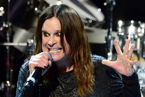 Ozzy Osbourne ozzy to hit recording studio after black sabbath tour