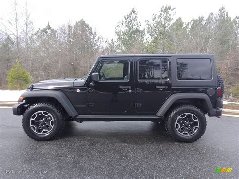 jeep back 2017 black jeep wrangler unlimited rubicon rock 4x4