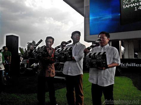 film posesif di bandung achilles berpartisipasi dalam pembuatan taman film bandung