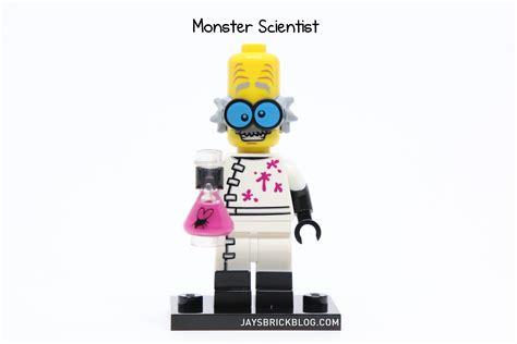 Lego Minifigures Series 14 Scientist No3 review lego minifigures series 14 monsters