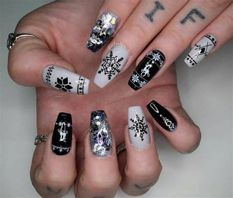 Cool Nail by Winter Nails Designs Ideas For You