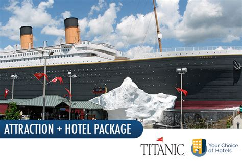 Branson Family Vacation Packages - vacation packages at titanic museum attraction in branson mo