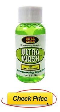Saliva Detox Gum by Detox Mouthwash For Saliva Test Saliva Facts