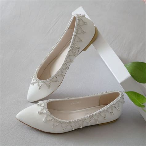 shoes for flat fashion luxury rhinestone flats casual shoes for