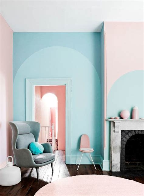 turn your home into a house with pastel colors