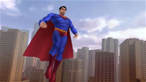 Gamis Permen superman returns the videogame ps2 playstation