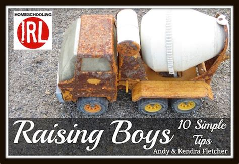 7 Tips On Raising Boys by Free Raising Boys Ten Simple Tips Free