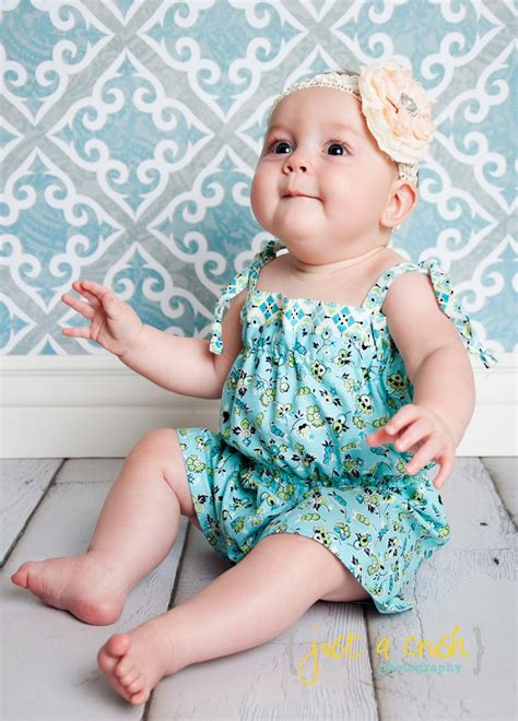 baby romper sewing pattern baby romper pattern pdf sewing pattern the bailey romper