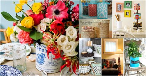 20 creative ideas and diy projects to repurpose old furniture 20 crazy creative popcorn tin repurposing projects diy