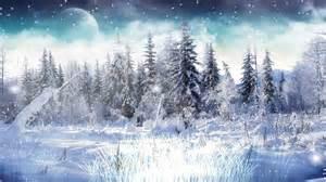 winter snow animated wallpaper http www desktopanimated