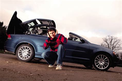 Mat Watson Carbuyer by Volvo C70 D5 Se Auto Express