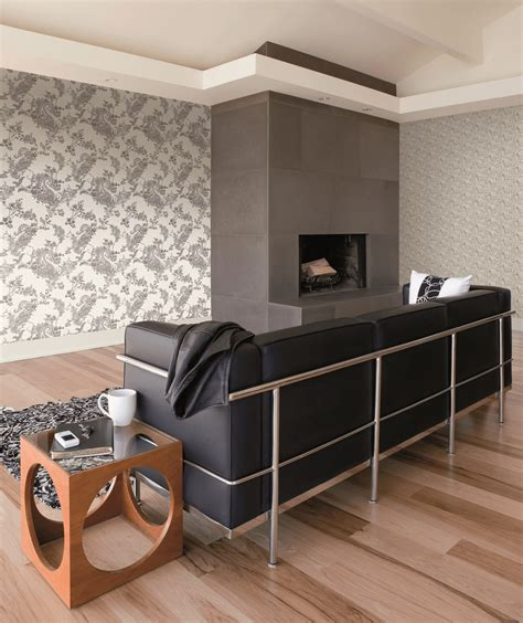 tappezzeria pareti casa carta da parati restyling per una parete di casa cose