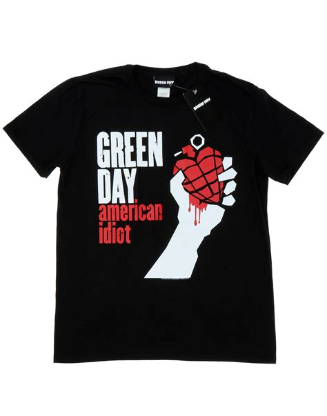 green day boys american idiot t shirt ebay