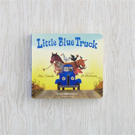 blue truck s springtime books board books for babies toddlers the land of nod