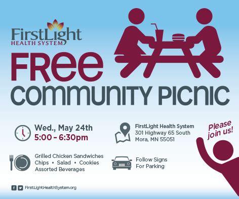 first light mora mora community picnic firstlight hospital and clinics
