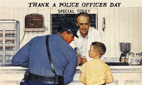 National Thank A Officer Day by 6 Ways To Thank A Officer Security Alarm