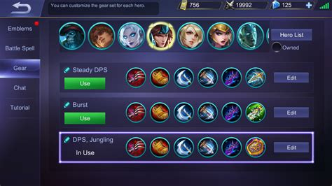 mobile legends items mobile legends zilong item skill build and strategy