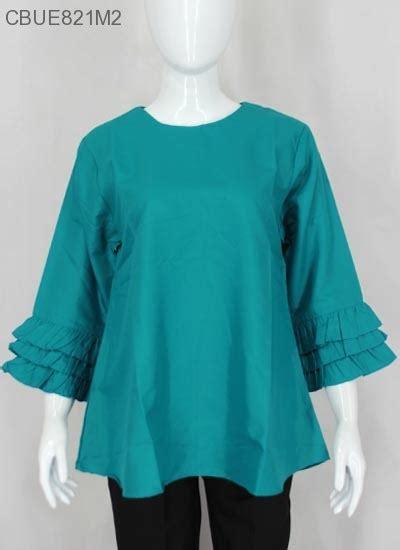 Atasan Katun Ima Model Wajik atasan katun ima agatha polos blus tanggung murah batikunik