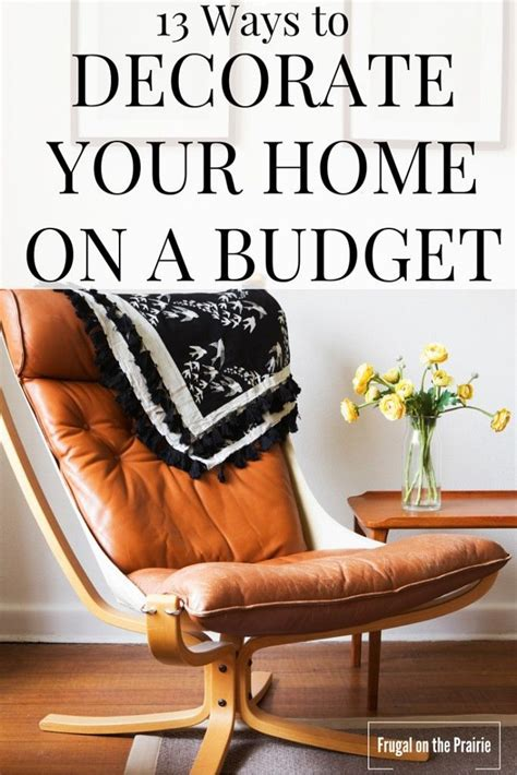 13 low budget ways to decorate your living room walls as 61480 melhores imagens em frugal living money matters