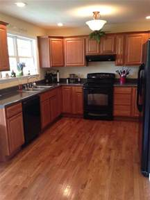 kitchen w black appliances kitchen ideas