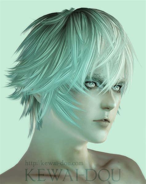 levi hair for the sims3 kewai dou hair dou hair dou tumblr3000 hair for the sims3 kewai dou