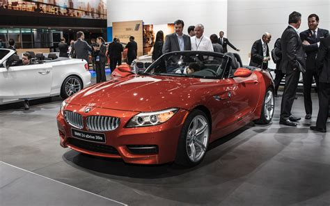 bmw inside 2014 2014 bmw z4 gets a subtle lift gallery inside