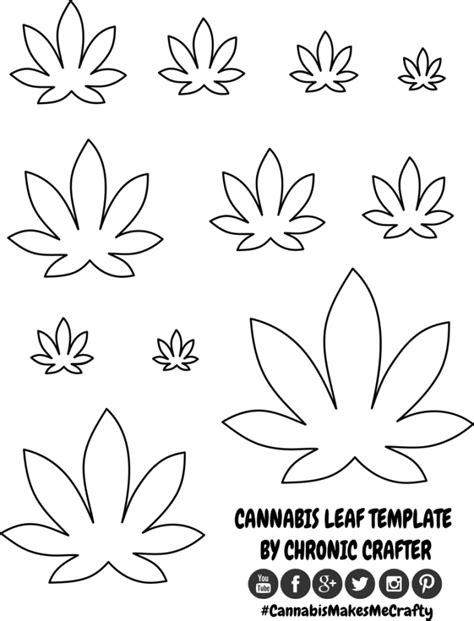 weed cake marijuana leaf template the sweet proposal