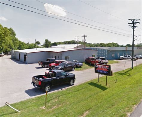 central collision center somerset kentucky s premier