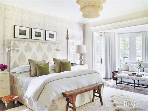 15 Ultra Chic Headboards Features Design Insight from the Editors of Luxe Interiors Design