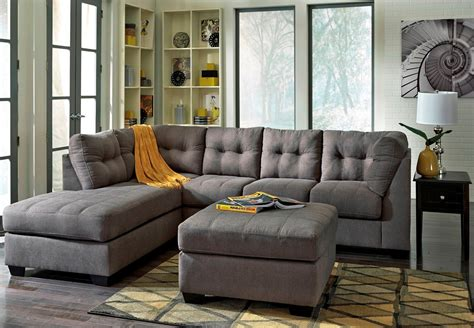 Furniture Sectional by Maier Charcoal Laf Sectional From 45200 16 67