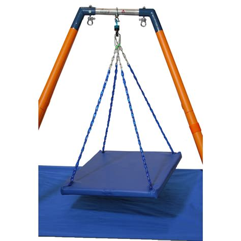 indoor sensory swing special needs swing frame single light duty swing frame
