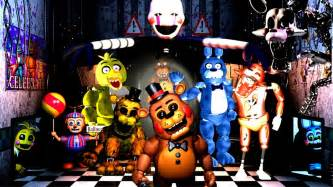 Five nights at freddy s 2 all jumpscares youtube