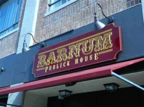 barnum publick house this way to the barnum pub fest