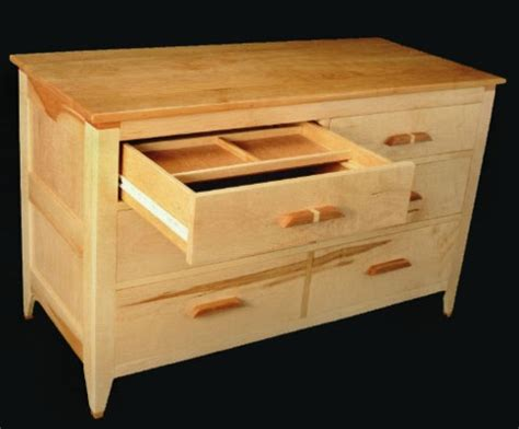 offene schublade chest of drawers