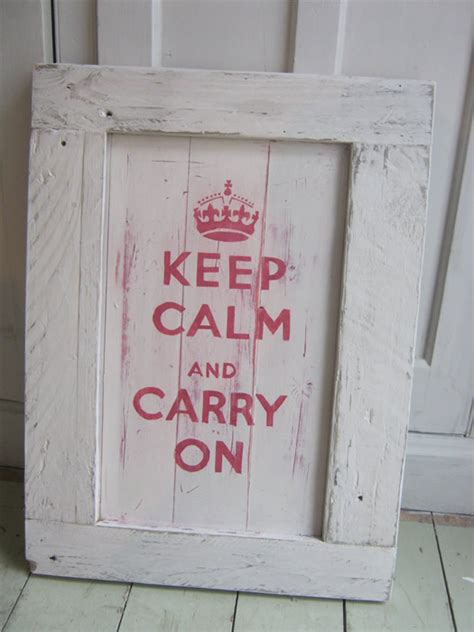shabby chic signs and shabby chic wall art keep calm and