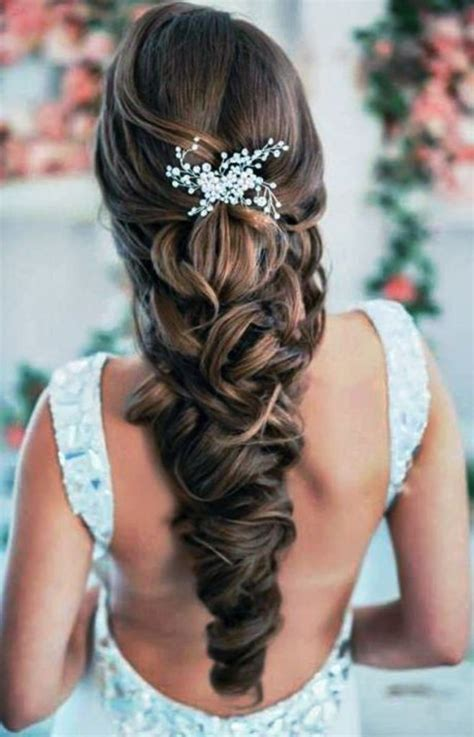 26 Simple and Easy Bridal Hairstyle ? HairStyles for Woman