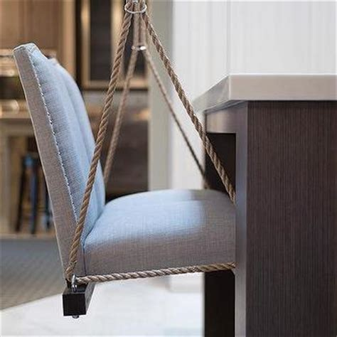 Chair From Ceiling by Gray Kitchen Island Design Decor Photos Pictures