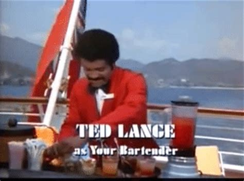 isaac from love boat gif we d definitely like to grab a beer with these 9 tv characters