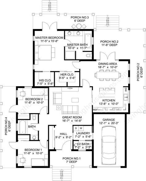 find house floor plans one floor home plans find house plans