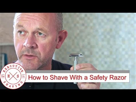 beginners guide to safety razor tutorial shave how to properly shave and prevent razor bumps u
