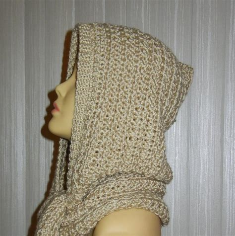 you to see hooded scarf on craftsy