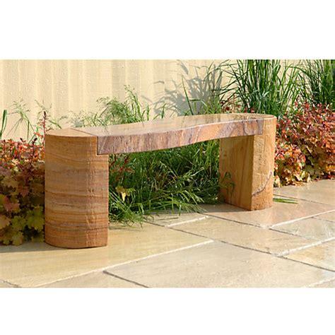 garden bench john lewis buy foras jasper 130 curved rainbow 2 seat garden bench john lewis