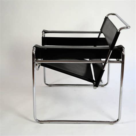 marcel breuer wassily chair original original bauhaus wassily lounge chair by marcel breuer for