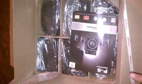 paramax p 6 surround sound home system