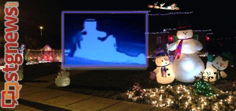 how to fix yard decorations on vandal slashes up