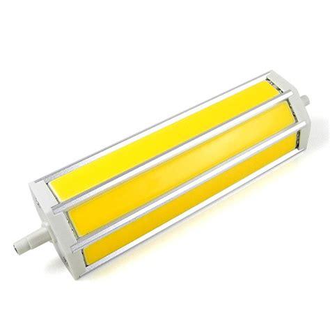 flood led light bulbs mengsled mengs 174 r7s 15w led dimmable flood light 3 cob