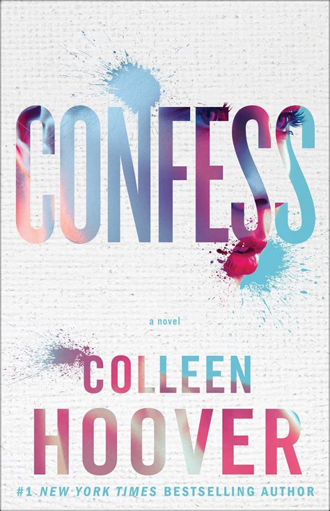 confess book by colleen hoover official publisher page simon schuster